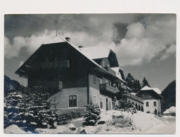 JEZERSKO  SLOVENIA Old Postcard - Slovenia