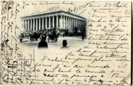 75 Paris Précurseur 1898 Palais De La Bourse - Otros