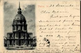 75 Paris Précurseur 1899 Invalides - Otros