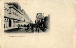 75 Paris Précurseur Arcades De La Rue De Rivoli - Otros