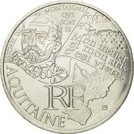 France, 10 Euro, Aquitaine, 2012, SPL, Argent, KM:1863 - France