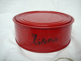 """GAULTIER """" KOKORICO"""" BOITE + VAPO  50 ML  VIDE   LIRE   ET VOIR!! - Miniatures Modernes (à Partir De 1961)"""