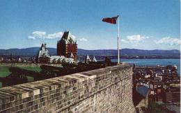 Canada, Quebec, From La Citadelle, Mint - Québec - La Citadelle