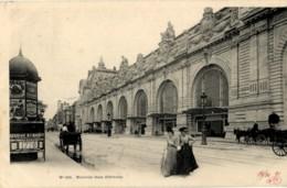 75007 PARIS Nouvelle Gare D'Orléans 1901 - District 07