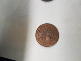 5 Centimes 1897 - France