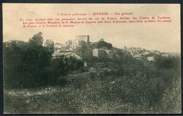 Joyeuse - Vue Générale - L'Ardèche Pittoresque - Av. 1906 - Voir 2 Scans - Joyeuse