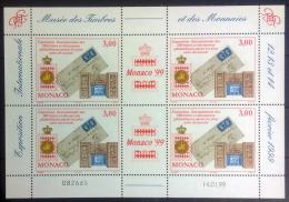 Monaco 1999 Unif.2199 Minisheet **/MNH VF - Blocs