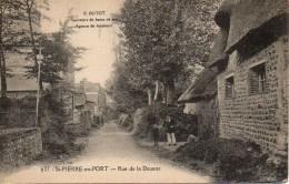 76 St-PIERRE-en-PORT  Rue De La Douane - France