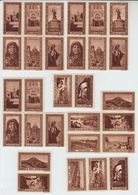 ISRAEL - JERUSALEM - LOT De 29 Timbres Vignettes ? Neufs - Collections, Lots & Series