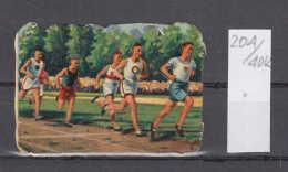 40K204 / Chromo Image - SPORT  Athletics Leichtathletik  Athletisme  MEN - 4 - Deportes