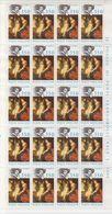 Vatican City 1977 Peter Paul Rubens 1v Sheetlet ** Mnh (F7448) - Vaticaanstad
