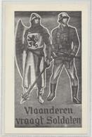 Vlaanderen Vraagt Soldaten - Weltkrieg 1939-45