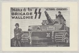 Viens à La Brigade SS Wallonie - Sections Cuirassées - Weltkrieg 1939-45