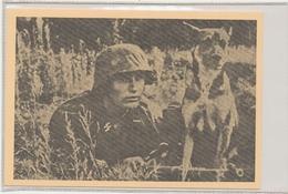 Wallon ! - L'armée Du Socialisme T'appelle ! Engage-toi à La Waffen-SS - L'ordonnance Et Son Chien - Weltkrieg 1939-45