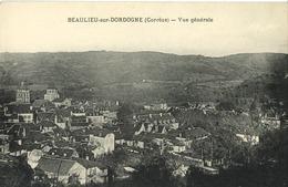 19 - Beaulieu Sur Dordogne - Vue Générale (cliché Pas Courant) - Frankreich