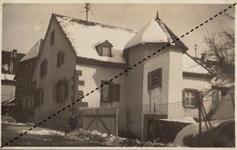 Carte Postale Photo Gunsbach Alsace Maison Natale Famille Bresch - Places