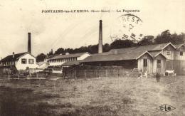 B 8530 - Fontaine - Les - Luxeuil (70) La Papeterie - Luxeuil Les Bains