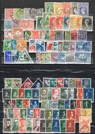 Lot Niederlande Gestempelt, Sonder- Und Zuschlagsmarken Vor 1945 - Pays-Bas