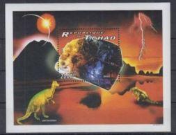 Tchad 1996 Minerals Minéraux  MNH - Minéraux
