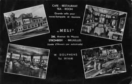 Bruxelles Avenue De Meysse 246 Strombeek    Café Restaurant MELI       I 3678 - Cafés, Hôtels, Restaurants
