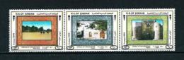 Jordania  Nº Yvert  1520/2  En Nuevo - Jordanien