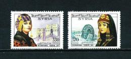 Siria  Nº Yvert  782/3  En Nuevo - Siria