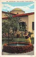 TIJUANA BAJA CALIFORNIA MEXICO-AGUA CALIENTE-WISHING WELL POSTCARD 33739 - Mexico