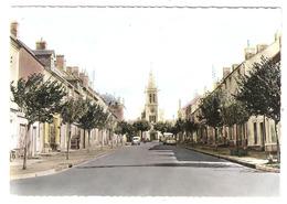 Fourchambault  (58 - Nièvre) La Rue St Louis - Otros Municipios