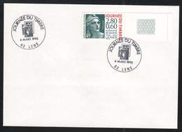 FRANCE 1995 YT N° 2933 JOURNEE DU TIMBRE LENS - Neufs