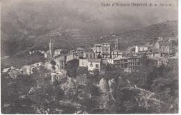Cartolina Cosio D'Arroscia (IM) 1929 - Other Cities