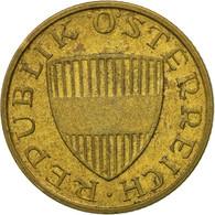 Monnaie, Autriche, 50 Groschen, 1984, TTB, Aluminum-Bronze, KM:2885 - Autriche