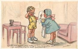 GERMAINE BOURET EDITION SUPERLUXE SANS NUMERO    ET VOUS DOCTEUR VOUS METTEZ DE L'EAU DANS VOTRE VIN - Bouret, Germaine