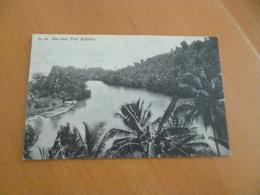 CPA Jamaïque Jamaïca Blue Hole Port Antonio 1 TP Ancien - Cartes Postales