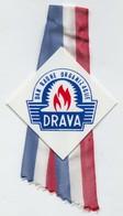 DRAVA Osijek - The Match Factory / Zundholzfabrik, Factory Day Vignette - Publicités
