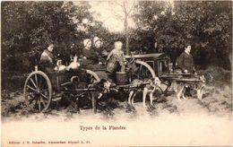 SCHAEFER A. 21  Amsterdam: Compilatie Types Vervoer,melkboerinnen, Groenten, Ambacht Anno 1900 1e Druk - Chiens