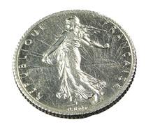 1 Franc  - Roty   - France - 1917 - Argent  - TTB - - H. 1 Franc