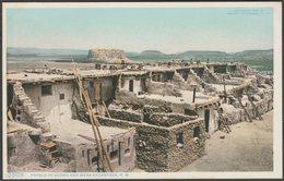 Pueblo Of Acoma And Mesa Encantada, New Mexico, C.1905-10 - Detroit Publishing Co Postcard - United States