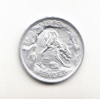 50 PFENNIG 1920 NOTGELD DINOSAUR - Monetary/Of Necessity
