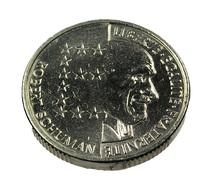 10 Francs   - Schuman - France - 1986 -  Nickel - Sup - France