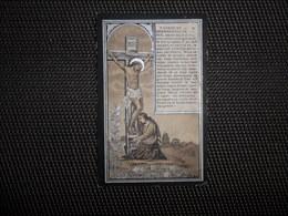 Doodsprentje ( C 845 ) Dooghe  /  Merlevede -   Reninghe - Reninge   1903 - Avvisi Di Necrologio
