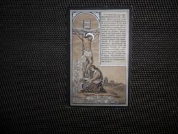 Doodsprentje ( C 851 ) Dooghe / Merlevede  -   Reninghe - Reninge   1903 - Avvisi Di Necrologio