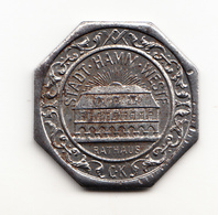 50 1919 STADT HAMM WESTF - Monetary/Of Necessity