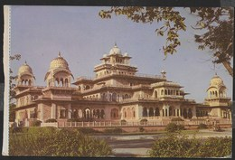 INDIA  - JAIPUR - MUSEO ALBERT HALL - FORMATO GRANDE 16X11 - VIAGGIATA 1985 - India