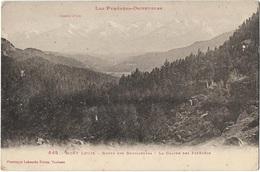 MONT-LOUIS - Route Des Bouillouses - La Chaîne Des Pyrénées - Other Municipalities
