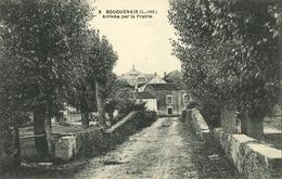 44 - Bouguenais - Arrivée Par La Prairie - Bouguenais
