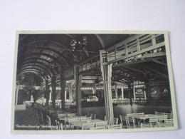 Valkenburg // Pavillon Dancing Tel.97 (interieur) Gelopen 1949 Zeldzaam - Valkenburg