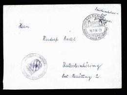 A5595) Bund Brief Spätheimkehrerpost Bad Kissingen 28.2.56 - Briefe U. Dokumente