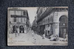 ALGER - Rue BAB AZOUN - Algiers