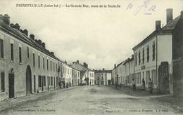 44 - Aigrefeuille - La Grande Rue , Route De La Rochelle - Aigrefeuille-sur-Maine