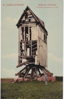 Aisne - SAINT-QUENTIN - Moulin De Tout-Vent - Souvenir Historique De 1870 - 1908 - Saint Quentin
